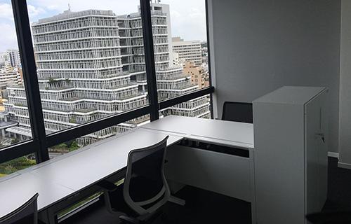 獨立辦公室室内