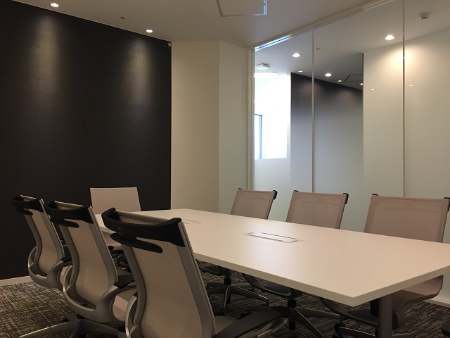 Conference room (for 8 people)