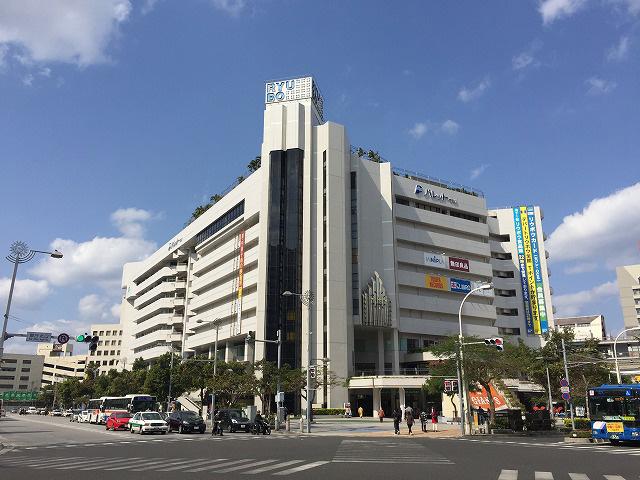 レンタルオフィス BA 沖縄 パレットくもじ9階