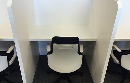 自由辦公桌
