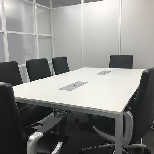 BAビジネスセンター銀座 貸会議室B(2~8名)