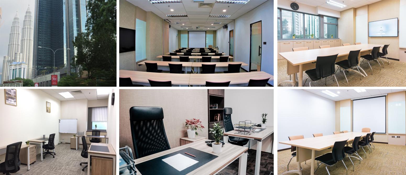「NOVUX」レンタルオフィス、コワーキングスペース、会議室写真