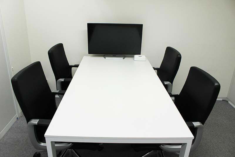 レンタルブース銀座 会議室
